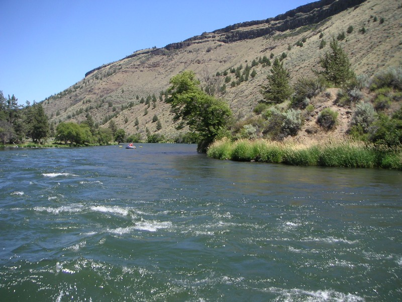 Rafting the West | Deschutes River