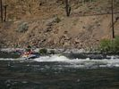 Rapid on the Deschutes