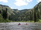 Wallowa River Scenery
