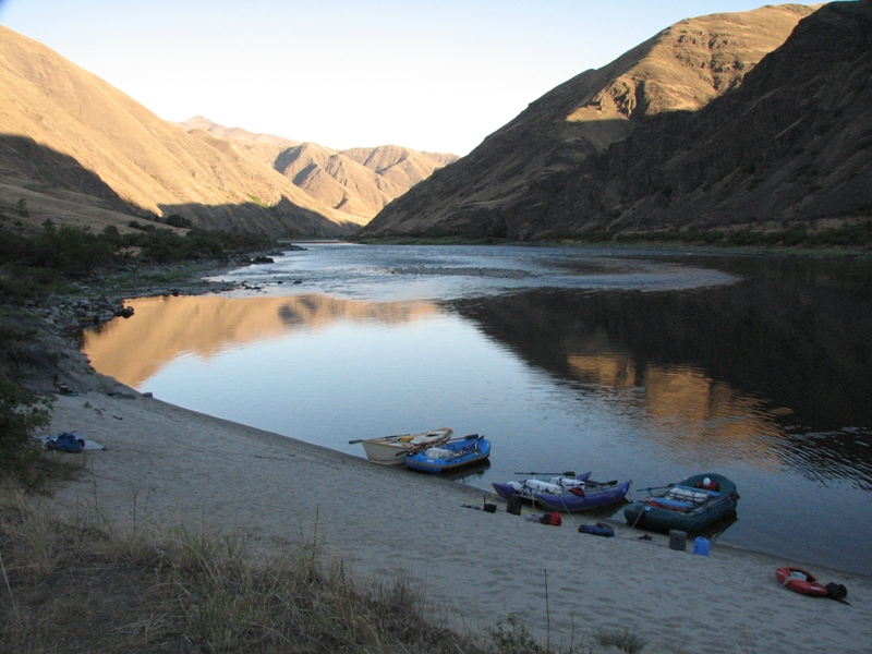 Rafting The West Snake River Hells Canyon